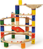 hape quadrilla twist rail piece marble