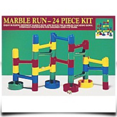 On SaleMarble Run 24 Piece Set