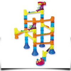 On SaleTransparent Marble Run