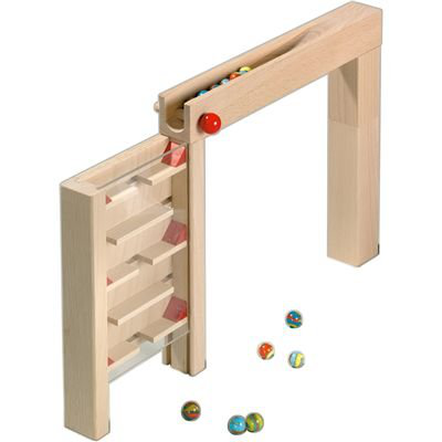 Skyscraper - Marble Ball Track Accessory