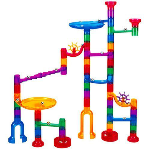 Marbuloustranslucent Marble Run