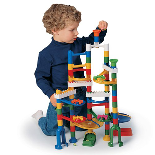 Build And Play Marble Run Toys For Kids